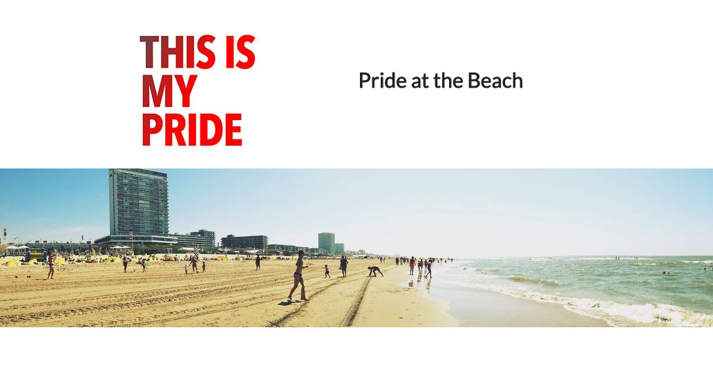 Pride at the Beach