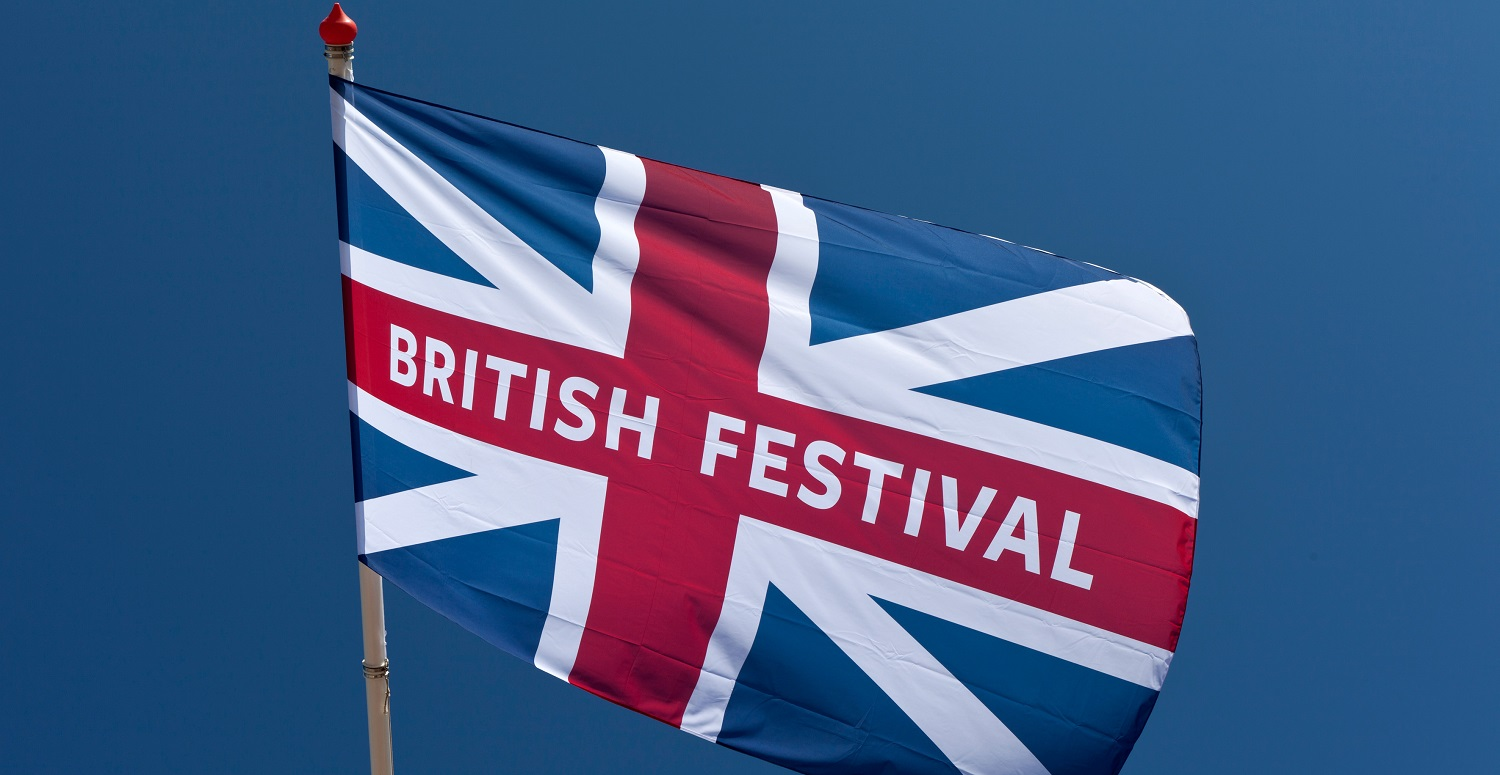 Keep Calm & Visit Britain in Zandvoort!